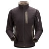 Arcteryx Hyllus Fleece Jacket - Mens Black, M - Polartec Power Shield O2 High Loft,high loft fleece,faced fleece jacket