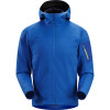 Arcteryx Epsilon SV Hooded Fleece Jacket - Mens Summit Sky, L - breathable,water resistant,mid layer,ski jacket