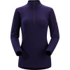 Arc'teryx Phase SV Zip-Neck LS