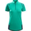 Arc'teryx Kapta Zip Shirt - Short-Sleeve - Women's
