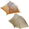 Big Agnes Fly Creek Tent UL2 2-Person 3-Season Cool Gray/Gold, One Size