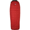 Big Agnes Cross Mountain 45 Sleeping Bag: 45 Degree Synthetic