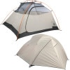 Big Agnes Burn Ridge Outfitter Tent 3-Person 3-Season Cream/Coal, One Size