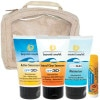 Beyond Coastal SPF 15 Active Travel Kit