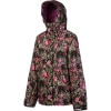 Billabong Jelly Jacket - Womens Pixel Rose, M - Billabong Jelly Jacket - Women's Pixel Rose, M,Women's Clothing > Women's Jackets > Women's Snowb