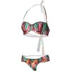 Billabong Illuminate Bandeau Tropic Bikini Set - Women's