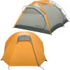 Black Diamond Squall Tent 3-Person 4-Season Marigold/Gray, One Size - silnylon tent,double wall tent,base camp tent