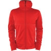 Bonfire Banked Fleece Jacket - Mens Burnt, S - HASH(0x28f699d8)