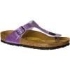 Birkenstock Gizeh Shiny Leather Sandal - Women's