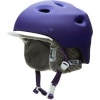 Bern Cougar 2 Helmet - Women's Matte Purple/Grey Knit, S/M