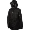 Betty Rides All Mountain Surplus Jacket - Womens Black Emboss, L - Betty Rides All Mountain Surplus Jacket - Women's