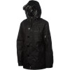Betty Rides All Mountain Surplus Jacket - Womens Black Emboss, M - Betty Rides All Mountain Surplus Jacket - Women's