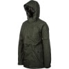 Betty Rides All Mountain Surplus Jacket - Womens Evergreen Emboss, L - Betty Rides All Mountain Surplus Jacket - Women's