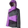 Betty Rides Classics Manic Jacket - Womens Huckleberry Multi, L - Betty Rides Classics Manic Jacket - Women's Huckle,warm jacket,snowboarding coat