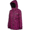 Betty Rides Wildcat Girls Choice Jacket - Womens Pink Wildcat, L - Betty Rides Wildcat Girl's Choice Jacket - Women's