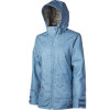 Betty Rides Acid Wash Govy Jacket - Womens Blue, S - Betty Rides Acid Wash Govy Jacket - Women's Blue,