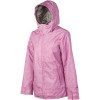 Betty Rides Acid Wash Govy Jacket - Womens Rose, S - Betty Rides Acid Wash Govy Jacket - Women's Rose,