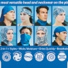 Buff UV Buff - Bandana Print Ways to Wear