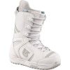 Burton Coco Snowboard Boot - Women&#39;s White/Silver, 7.0