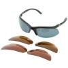 Costa Del Mar Fluid Sunglasses w- 3 Interchangeable Lenses - Polarized