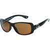 Costa Del Mar Tippet Polarized Sunglasses - Costa 580 Polycarbonate Lens - Women's