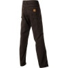 Carhartt Loose-Fit Canvas Carpenter Denim Pant - Men's Back