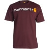 Carhartt Signature Logo T-Shirt - Short-Sleeve - Men's    Front