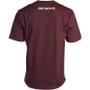 Carhartt Signature Logo T-Shirt - Short-Sleeve - Men's    Back