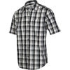 Carhartt Essential Plaid Open Collar Shirt - Short-Sleeve - Men's