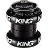 Chris King NoThreadset Headset - 1 1/8in Bold Black, 1-1/8in