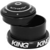 Chris King InSet 3 Tapered Headset with Griplock Bold Black, One Size