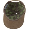 Coal Wilderness Snap-Back Hat Bottom