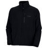 Columbia Fast Trek II Full-Zip Fleece Jacket - Mens Black, XL - HASH(0xa11e9f0)