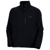 Columbia Fast Trek II Full-Zip Fleece Jacket - Mens Black, L - Columbia Fast Trek II Full-Zip Fleece Jacket - Men