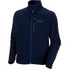Columbia Fast Trek II Full-Zip Fleece Jacket - Mens Collegiate Navy, S - HASH(0xa11e9f0)