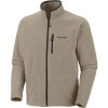 Columbia Fast Trek II Full-Zip Fleece Jacket - Mens Fossil, XXL - Columbia Fast Trek II Full-Zip Fleece Jacket - Men