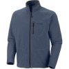 Columbia Fast Trek II Full-Zip Fleece Jacket - Mens Mountain, S - HASH(0xa11e9f0)