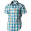 photo: Columbia Rappel Kick Plaid Shirt