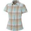 Columbia Saturday Trail Plaid Shirt - Short-Sleeve - Women's