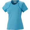 Columbia Quickest Wick Top - Short-Sleeve - Women's