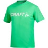 Craft Active Run Logo T-Shirt - Short-Sleeve - Men's