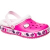 Crocs Crocband Mammoth Hello Kitty Birds and Bunnies Clog - Girls'