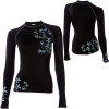 DaKine Lulu Flower Long-Sleeve Rash Guard