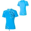 DaKine Lulu Flower Short-Sleeve Rash Guard