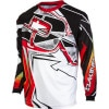 DAKINE Descent Jersey, Long-Sleeve, Men's White, S, Online Deal