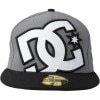 DC Coverage New Era Hat Front