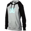 DC Star Raglan Pullover Hoodie - Women's