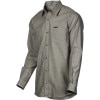 Discrete Button-Up Shirt - Long-Sleeve - Men's