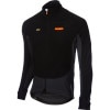 De Marchi Contour Plus 3L Softshell Stealth Jacket - Men's