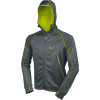 Dynafit Claw Fleece Hooded Jacket - Mens Carbon, S - Dynafit Claw Fleece Hooded Jacket - Men's Carbon,